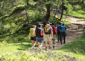 app per trekking