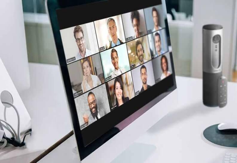 App per videochiamate di gruppo: Zoom
