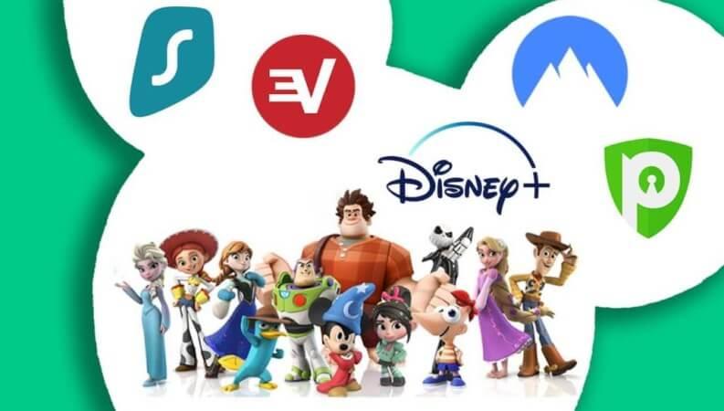 Le migliori VPN per Disney+