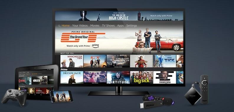 Piattaforme supportate da Prime Video