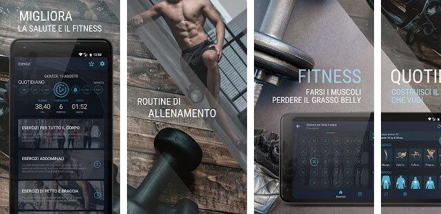 Esercizi a Casa - Fitness e Bodybuilding
