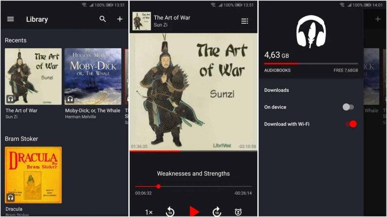 Sirin un ottimo lettore di audiolibri