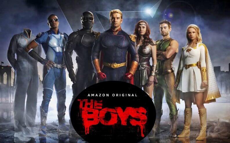 The Boys l'ottima serie Amazon Original
