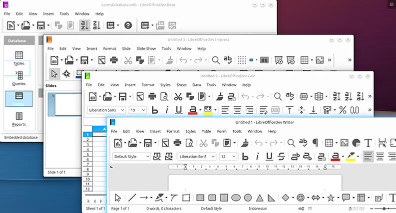 LibreOffice download gratis