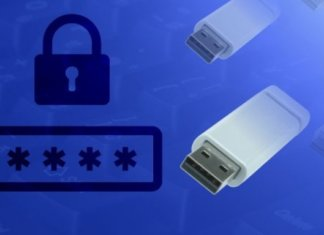 Come proteggere con password una penna USB