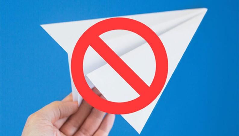 I paesi che bloccano Telegram