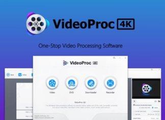 VideoProc: programma di video editing intuitivo per principianti