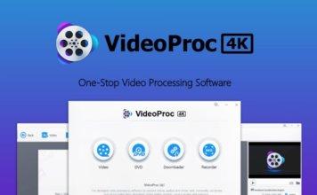 VideoProc: programma di video editing semplice per principianti con Giveaway