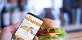 ordinare cibo online