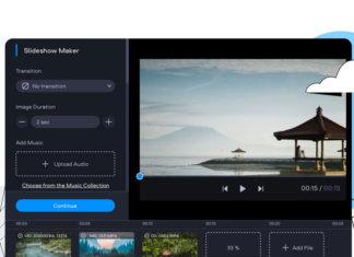 editor video online movavi