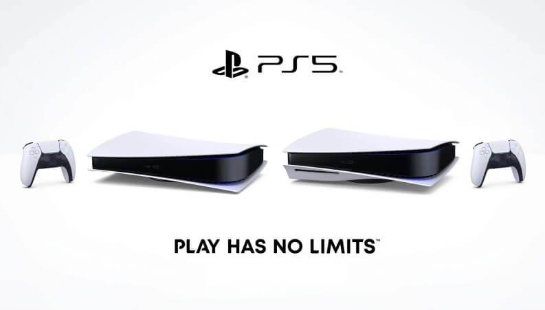 Differenze tra PlayStation 5 e PlayStation 5 Digital Edition