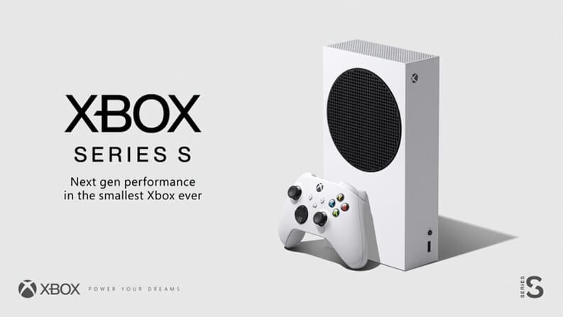 La scheda tecnica di Xbox Series S