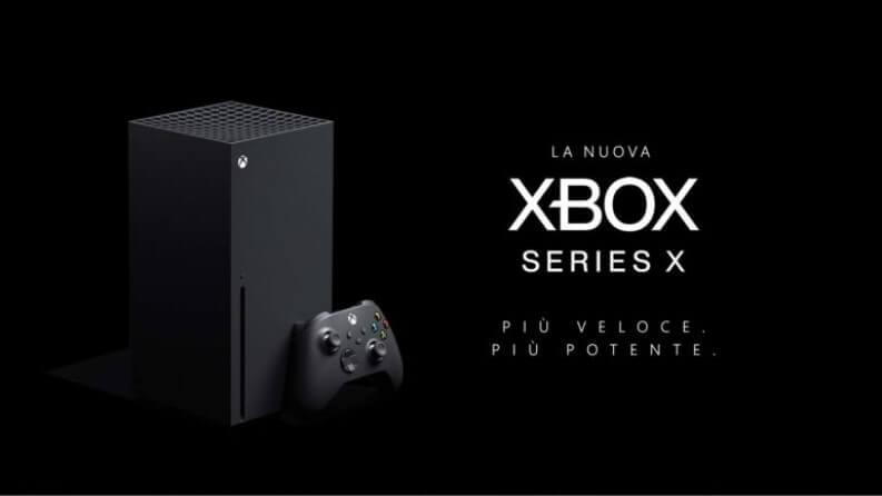 La scheda tecnica di Xbox Series X