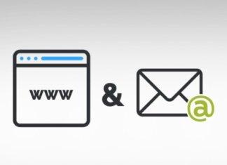 creare email con nome dominio personliazzato