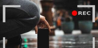 Registrare video di nascosto con Android
