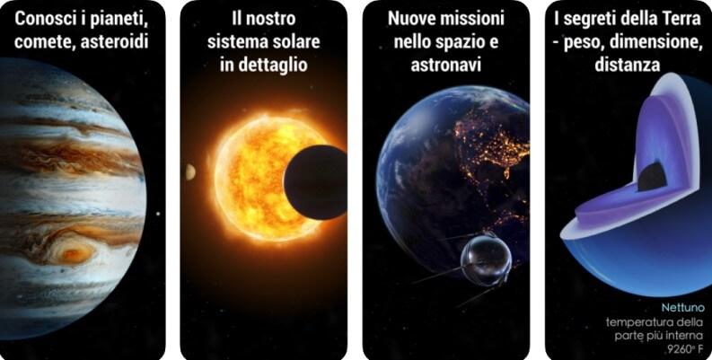 star wlak 2 app astronomia