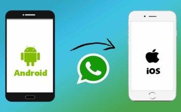 Come trasferire chat WhatsApp da Android ad iOS