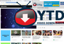 Come scaricare video e convertirli con YTD Video