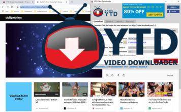 Come scaricare video e convertirli con YTD Video Downloader