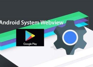 Android System WebView: di cosa si tratta? Si può rimuovere?