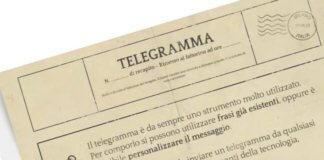 Inviare un telegramma da pc