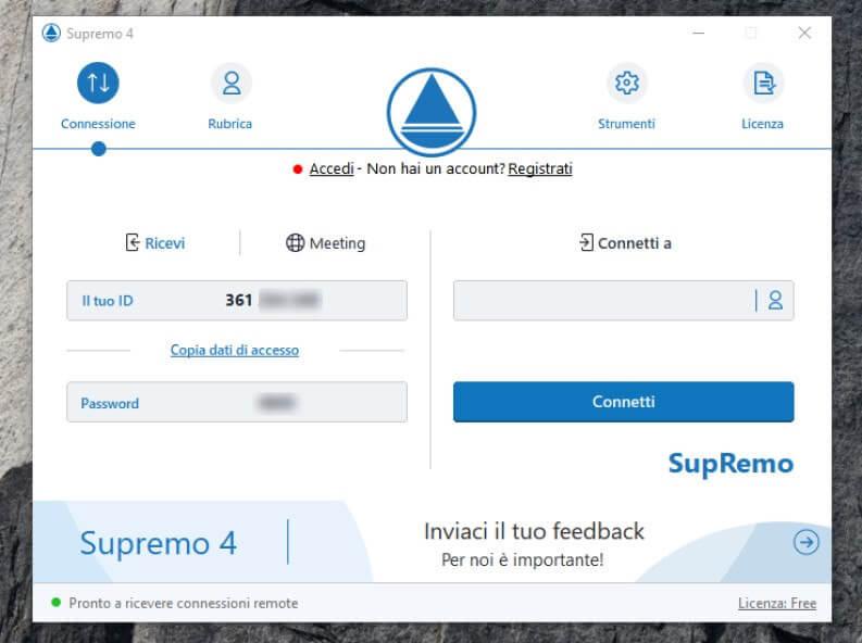 Supremo: Migliori programmi di accesso remoto