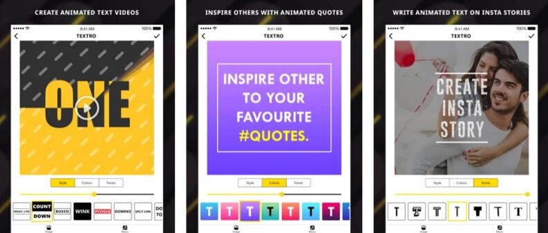 Textro (Android e iOS)