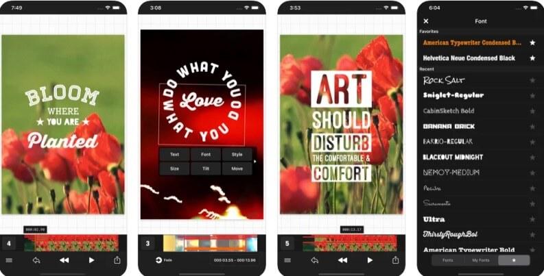 Vont tra le migliori app per aggiungere scritte nei video