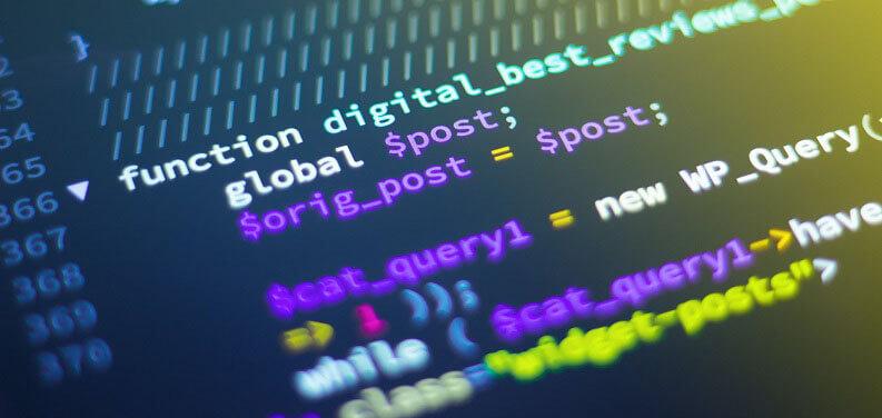 Web Developer Codice