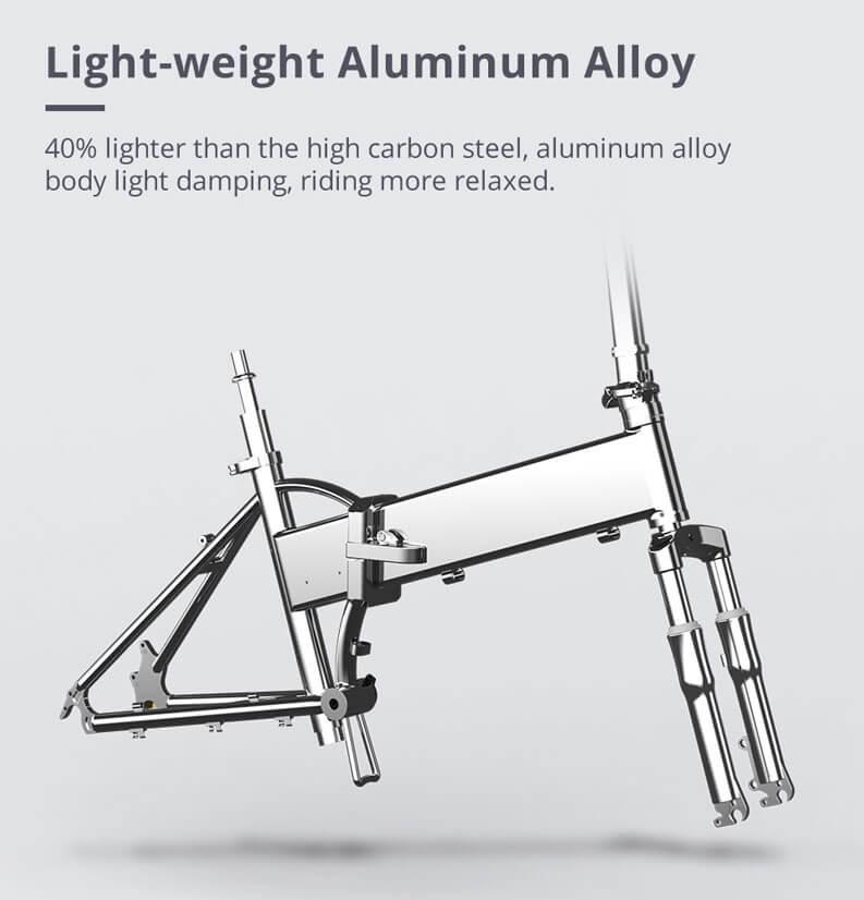 Ado A20 Telaio Alluminio