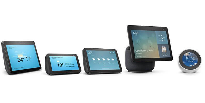 Amazon Echo Show Spot