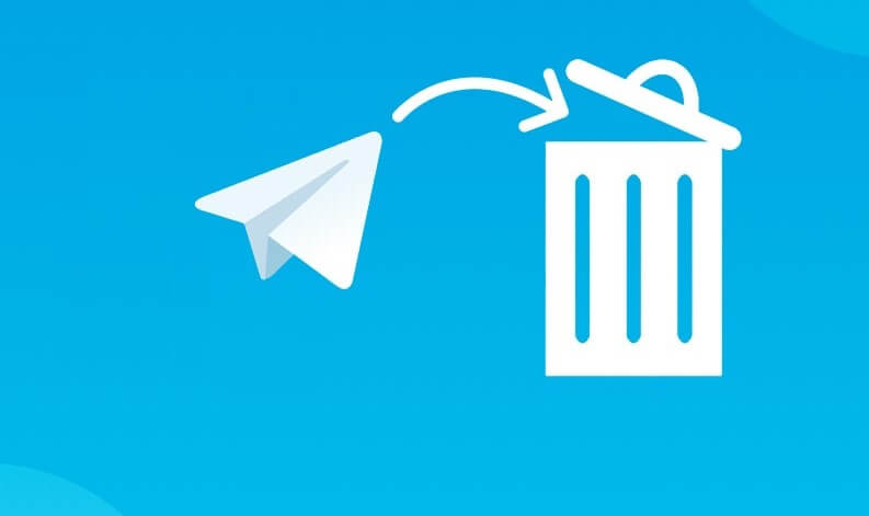 cancellarsi da Telegram