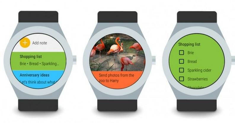 Migliori app per smartwatch Android Wear OS: Keep
