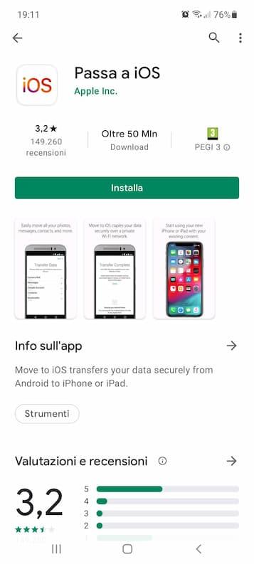 Passa A Ios App