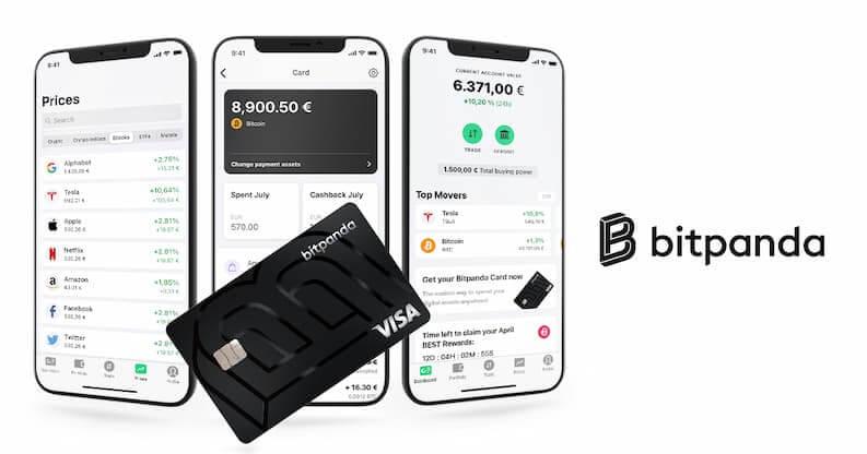 Bitpanda exchange crypto