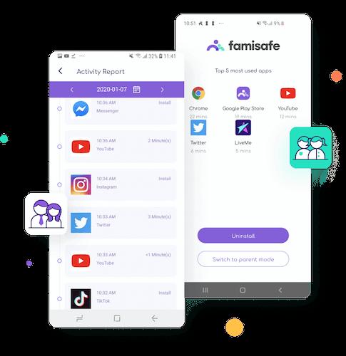 Controllo App Famisafe