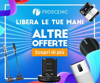 Proscenic Promo