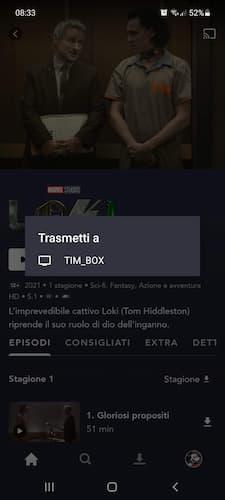 Collegare Telefono Alla Tv Con Google Cast 01