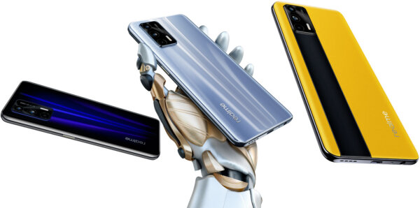 Realme GT 5G Colori