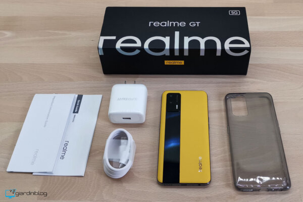 Realme GT 5G Unboxing