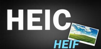 HEIC Come aprire file HEIC e HEIF