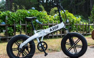 Recensione ADO A20F: tra le migliori e-bike fat da 500W
