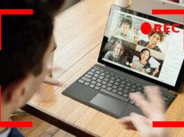 Come registrare una videoconferenza