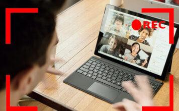 Come effettuare la registrazione di videoconferenze