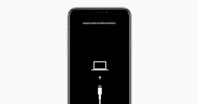 Modalita Recupero Iphone