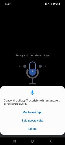 Trascrivere Registrazione Audio Con App Trascrizione Automatica