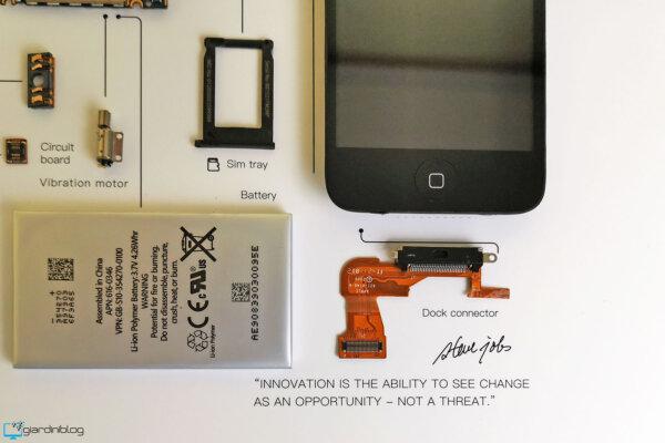 Grid Studio Iphone 3G Citazione