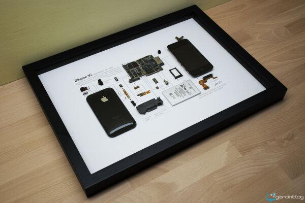 Grid Studio Iphone 3G Legno
