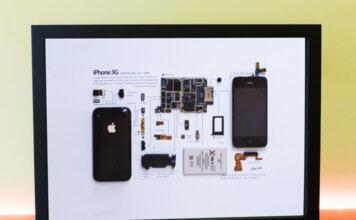 Iphone 3G Grid Studio