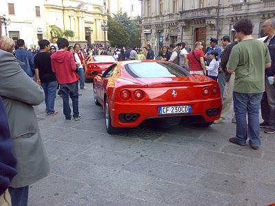 Raduno Ferrari Catanzaro 31 maggio 2008
